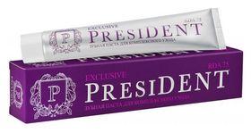 Зубная паста Exclusive  President