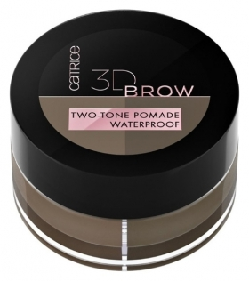 Помада для бровей 3D Brow Two Tone Pomade Waterproof  Catrice