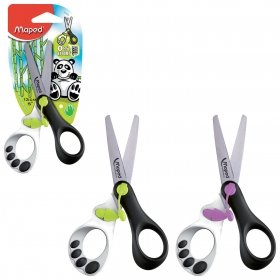 Ножницы детские Koopy закругленные упаковка с европодвесом  Maped