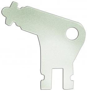 Ключ для электронных диспенсеров Tork Wave, металлический  Tork