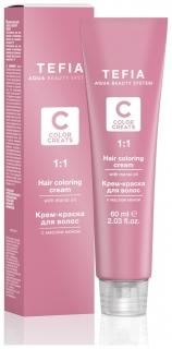 Контраст для волос Color Creats  Tefia