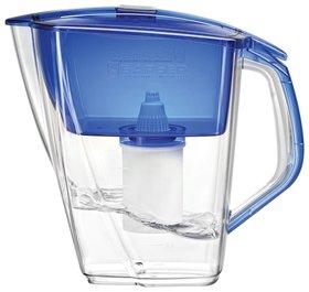 """Кувшин-фильтр для очистки воды БАРЬЕР """"Гранд Neo"""", 4,2 л, со сменной кассетой, ультрамарин  Барьер"""